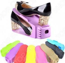 Подставка для обуви Double Shoe Racks. В ассортименте