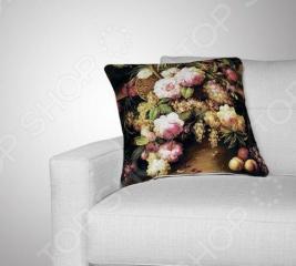 Подушка декоративная «Романс»