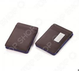 Кейс для кредитных карт Troika Blue Canyon