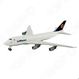 Сборная модель пассажирского самолета Revell Boeing 747 Lufthansa