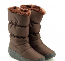 Сапоги зимние Walkmaxx 2.0. Цвет: коричневый