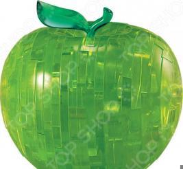 Кристальный пазл 3D Crystal Puzzle «Яблоко зеленое»