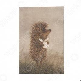 Визитница Mitya Veselkov «Ежик с котомкой»