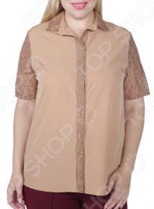 Рубашка PreWoman «Заманчивое кружево»