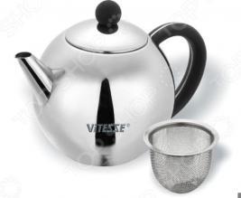 Чайник заварочный с ситечком Vitesse Carola VS-1236