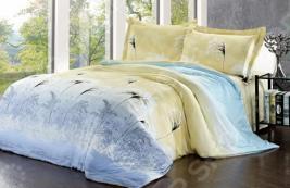Комплект постельного белья Softline 09371. Евро