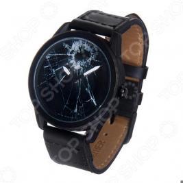 Часы наручные Mitya Veselkov «Битое стекло» MVBlack