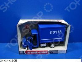 Машина инерционная Joy Toy «Газель фургон Почта» Р40517