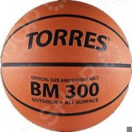 Мяч баскетбольный Torres B00017