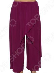 Юбка-брюки Pretty Woman «Крылья Пегаса». Цвет: фуксия