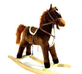 Лошадка-качалка Shantou Gepai 61054