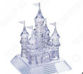 Кристальный пазл 3D Crystal Puzzle «Замок»