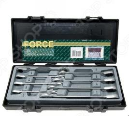 Набор ключей трещоточных Force F-50812