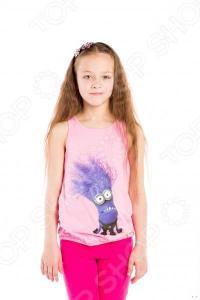 Майка для девочки Rich-Haired Minion