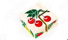 Кубики Томик «Фрукты-ягоды»