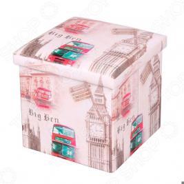 Пуф-короб для хранения Miolla Big Ben