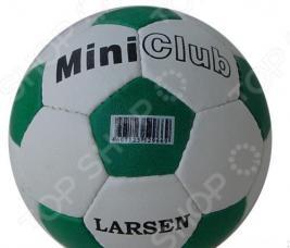 Мяч футбольный Larsen Mini B-4/B-5. В ассортименте