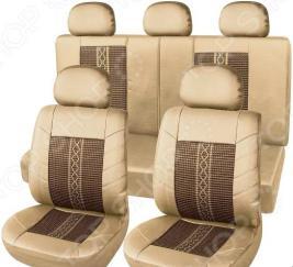 Набор чехлов для сидений SKYWAY Forsage «Узор»
