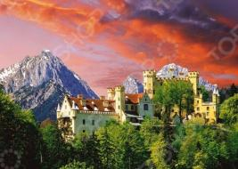 Пазл 2000 элементов Trefl «Замок Гогеншвангау»