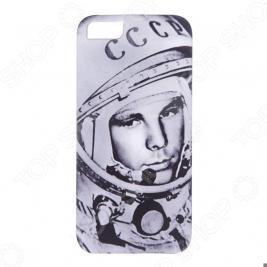 Чехол для iPhone 5 Mitya Veselkov «Гагарин»