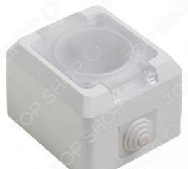 Розетка штепсельная влагозащищенная PROconnect 78-0516