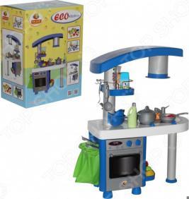 Кухня детская с аксессуарами Coloma Y Pastor Eco