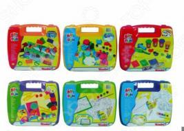 Набор для творчества: пластилин, краски и карандаши Simba 6330639. В ассортименте