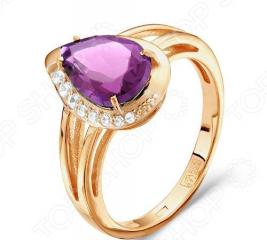 Кольцо «Фиалковый блеск» 100-1022