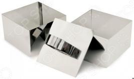 Набор форм-прессов для салатов IRIS Barcelona Cuinox 1721225
