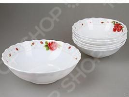 Набор столовой посуды Rosenberg 1205-110, 7 предметов