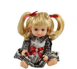 Кукла интерактивная Shantou Gepai «Алина»