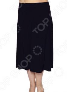 Юбка VEAS «Элегантная». Цвет: черный