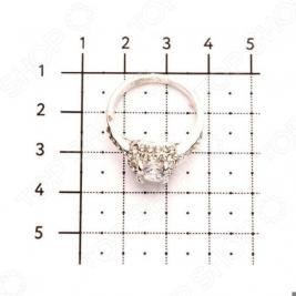 Кольцо Bradex «Бриллиантовый Соблазн»