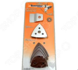 Набор шлифовальных насадок для ручного инструмента Renovator Sanding Pack