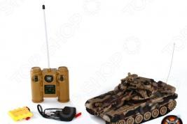 Танк на радиоуправлении Пламенный Мотор Т-90 (Россия)