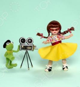 Набор кукол Madame Alexander «Мегги и Кермит в Голливуде»