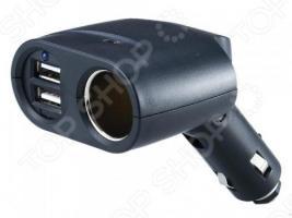 Разветвитель прикуривателя Wiiix TR-04U2