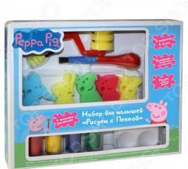 Набор для рисования Peppa Pig «Рисуем с Пеппой»