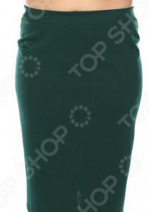 Юбка Blagof «Чародейка». Цвет: зеленый