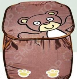 Корзина для игрового домика Shantou Gepai «Мишка» J-144