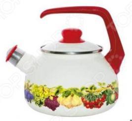 Чайник со свистком Metrot Фруктовый сад