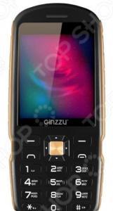 Телефон мобильный защищенный Ginzzu R1D