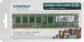 Память оперативная Kingmax DDR3 2048Mb 1600MHz RTL W/O Nano