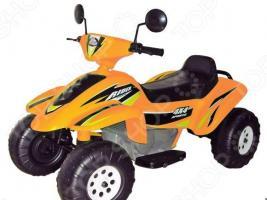 Квадроцикл детский электрический Пламенный Мотор «Бич Рейсер»
