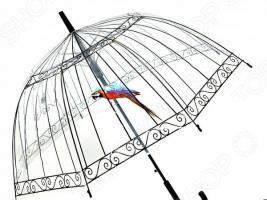 Зонт-трость Райская птица