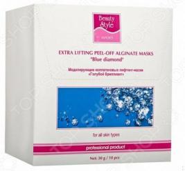 Лифтинг-маска моделирующая Beauty Style 4503120 «Голубой бриллиант»