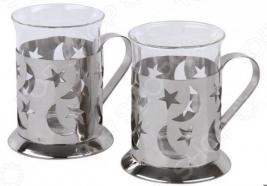 Набор стаканов Rosenberg «Ностальгия». Рисунок: звезда