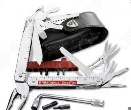 Мультитул Victorinox SwissTool Plus 3.0338.L