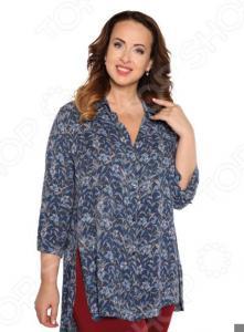 Рубашка Pretty Woman «Сладкое счастье». Цвет: синий