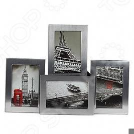 Набор фоторамок Image Art 6019/4-4S